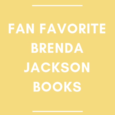 Fan Favorite Brenda Jackson Books