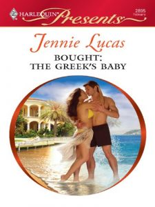 Bought: The Greek's Baby by Jennie Lucas