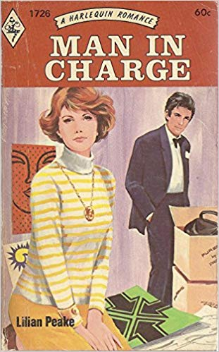 Man in Charge by Lilian Peake
