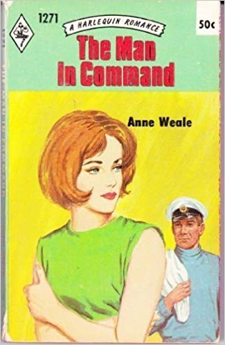 The Man in Command by Anne Weale