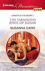The Tarnished Jewel of Jazaar by Susanna Carr