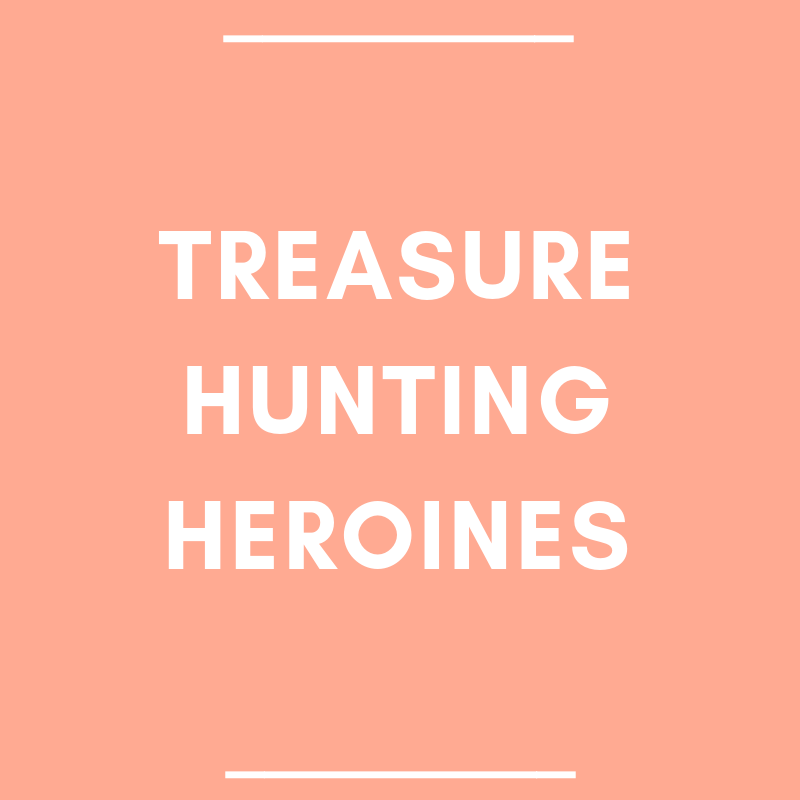 Treasure Hunting Heroines