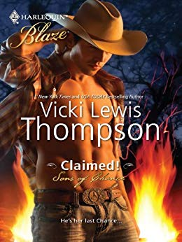 Claimed! by Vicki Lewis Thompson