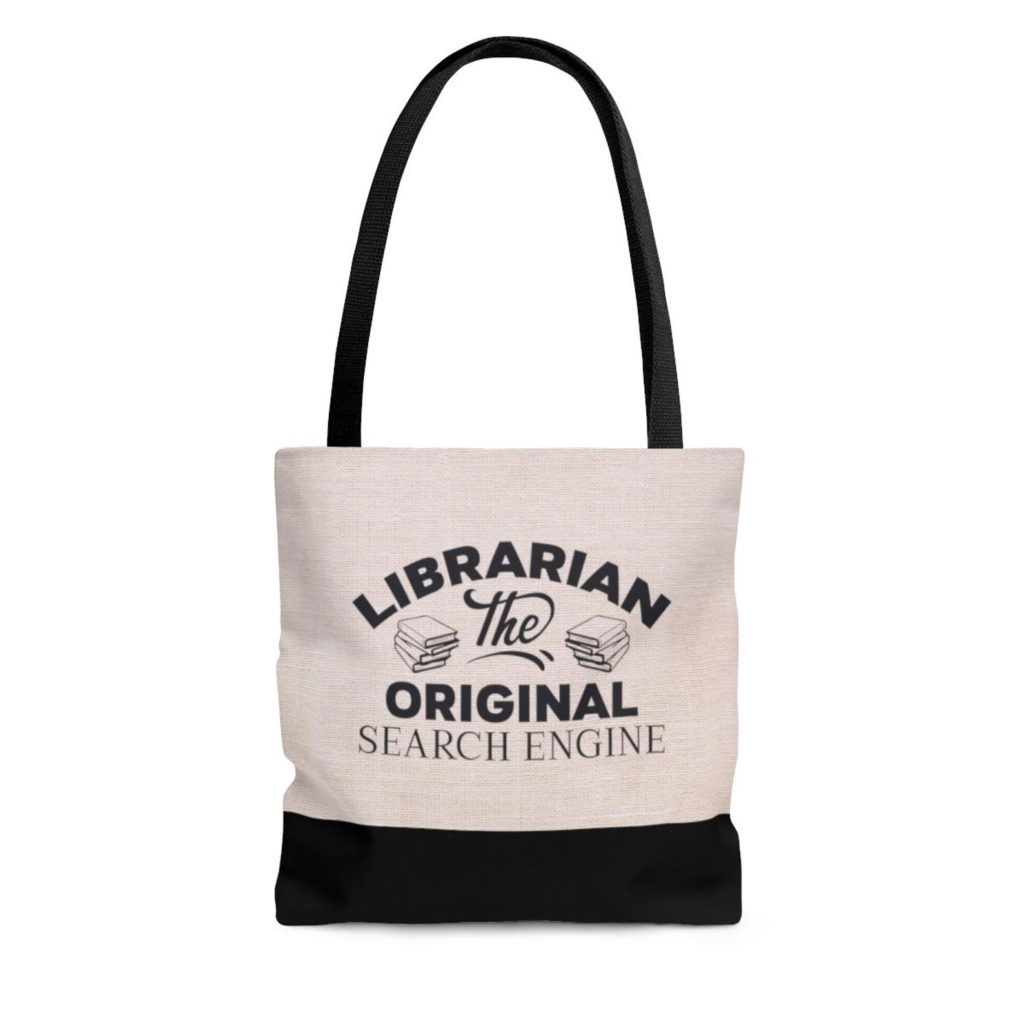 Librarian: The Original Search Engine