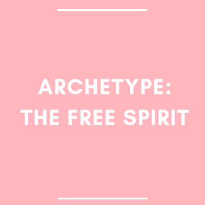 romance heroine archetype: the free spirit