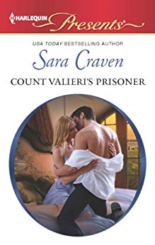 Count Valieri's Prisoner by Sara Craven
