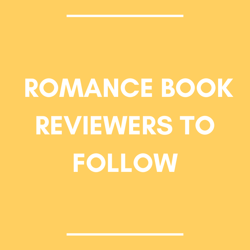 Romance Book Reviewers to Follow