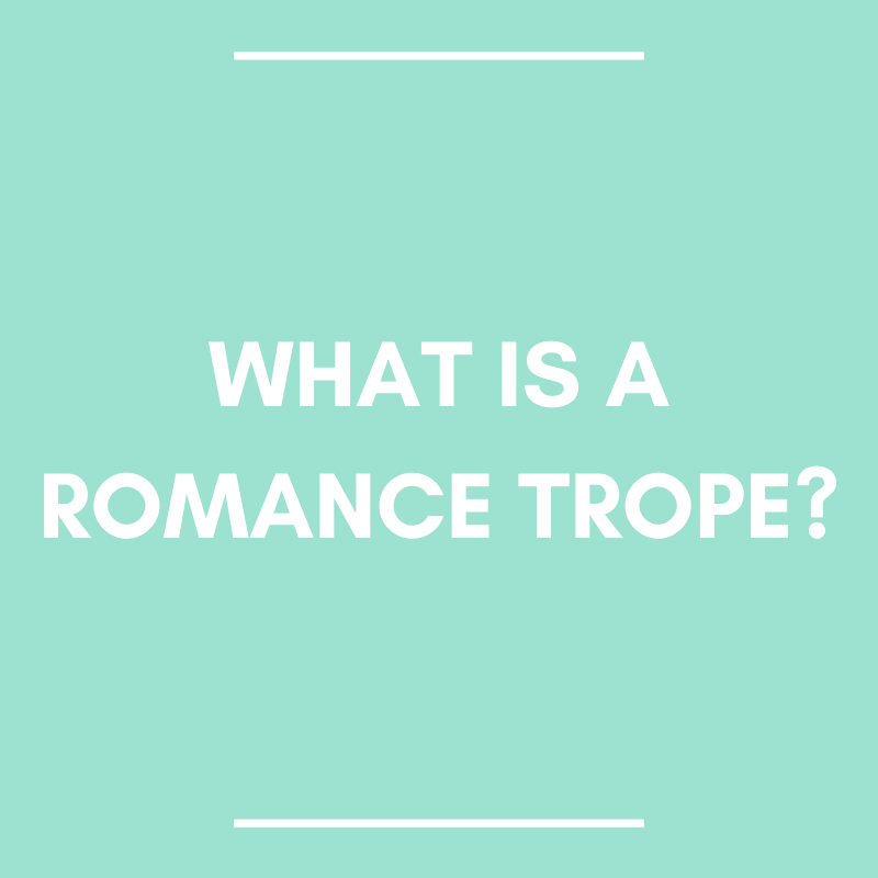What is a romance trope?