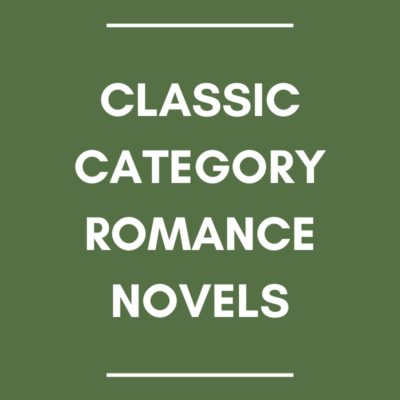 Classic Category Romance Novels