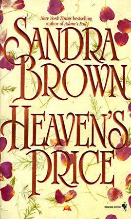 book cover of Heaven's Price by Sandra Brown
