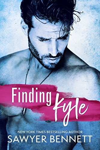 book cover for Finding Kyle by Sawyer Bennett