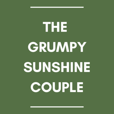 The Grumpy Sunshine Couple