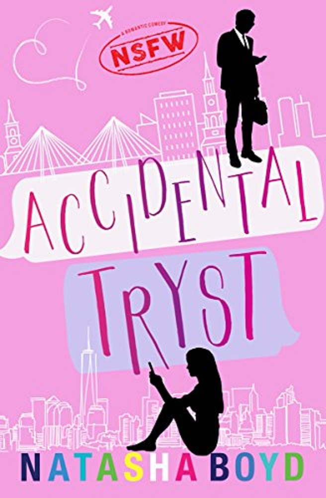 Book cover for Accidental Tryst by Natasha Boyd