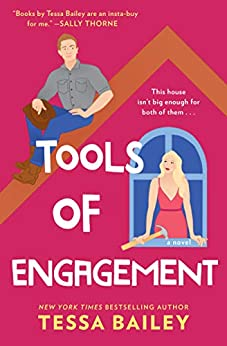 book cover for Tools of Engagement by Tessa Bailey