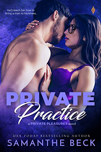 book cover for Private Practice by Samanthe Beck