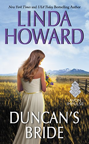 book cover for Duncan's Bride by Linda Howard