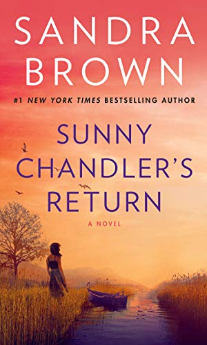 book cover for Sunny Chandler's Return by Sandra Brown