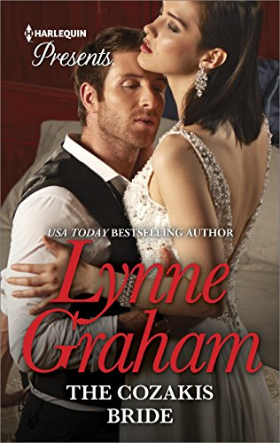 book cover for The Cozakis Bride by Lynne Graham