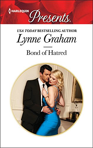 book cover for Bond of Hatred by Lynne Graham